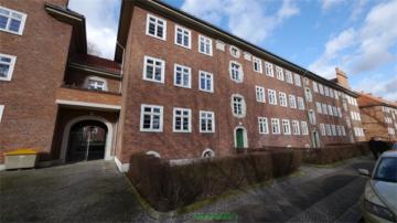 Schöne 1Zi. Wohnung mit gr. Wohnzimmer, nachhaltig vermietet, 13086 Berlin, Erdgeschosswohnung